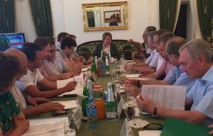 Уполномоченный  принял участие в заседании краевой Общественной палаты